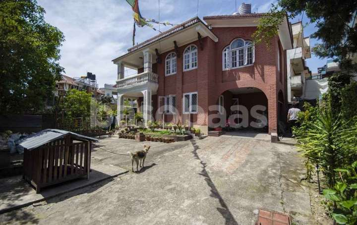 House on Sale at Baluwatar