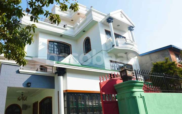 House on Sale at Mid Baneshwor