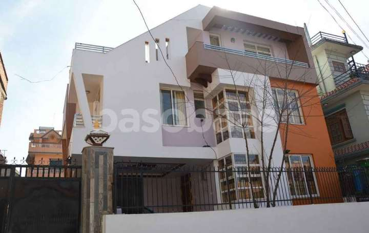 House on Rented Out at Balkumari
