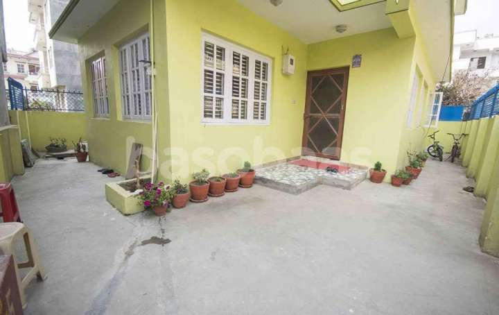 House on Sale at Basundhara