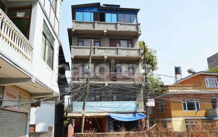House on Rent at Babarmahal
