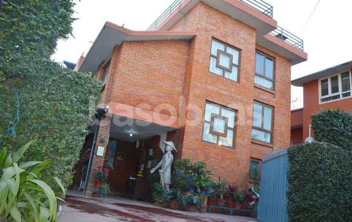 House on Rent at Lagankhel