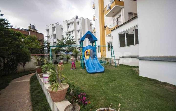 Apartment on Sale at Balkumari