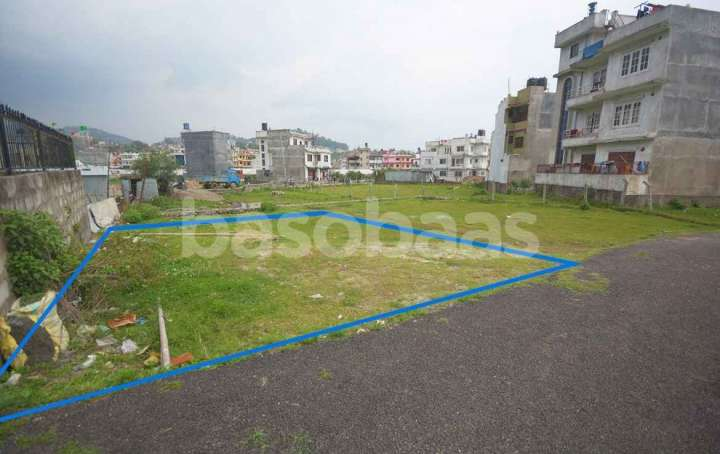 Land on Sold at Mandikatar