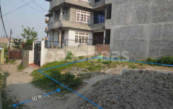 Land on Sale at Sano Thimi