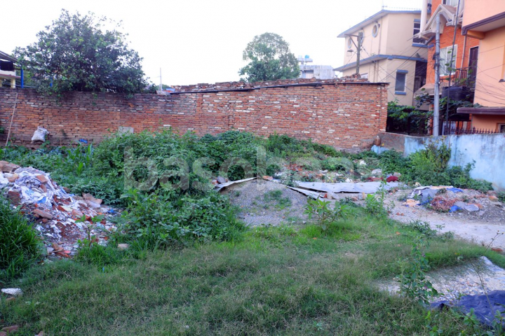 Land on Sale at Dhobighat