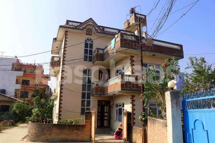 House on Sold at Tikathali