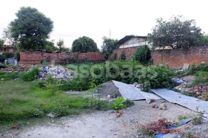 Land on Sale at Jawalakhel