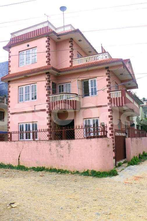 House on Sale at Sanepa