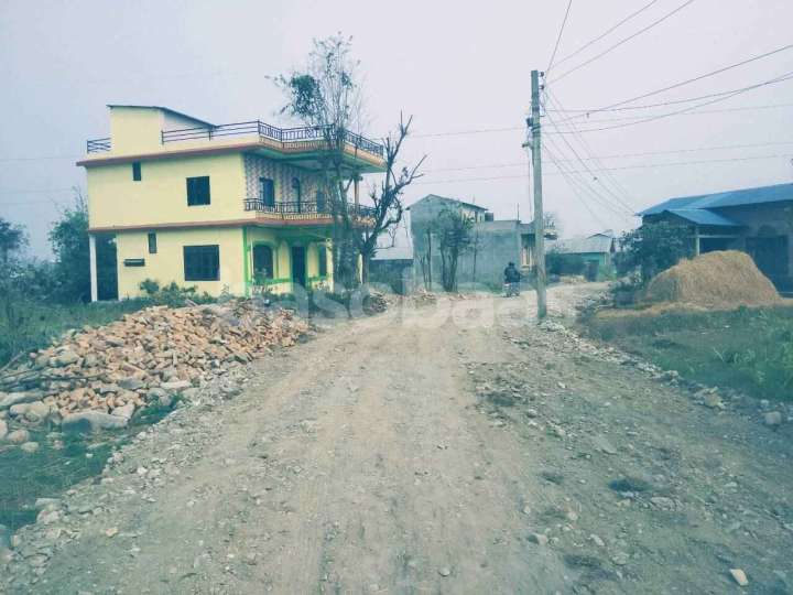 Land on Sale at Hetauda