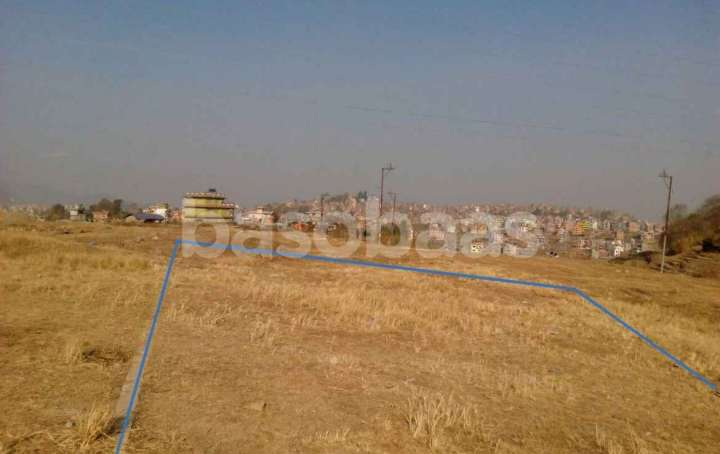 Land on Sale at Kirtipur
