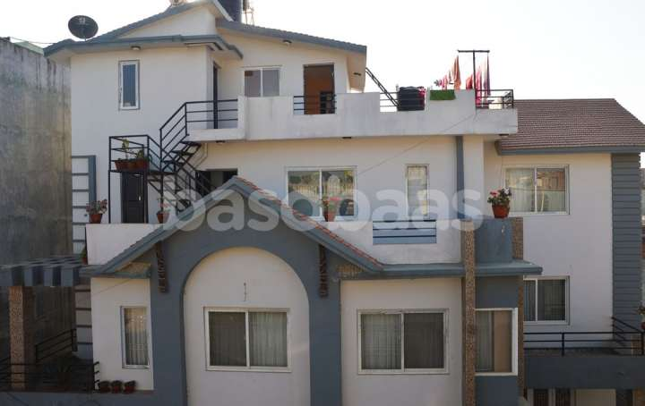 House on Sold at Balkot