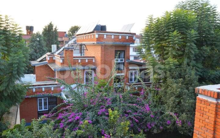 House on Sale at Kupondole