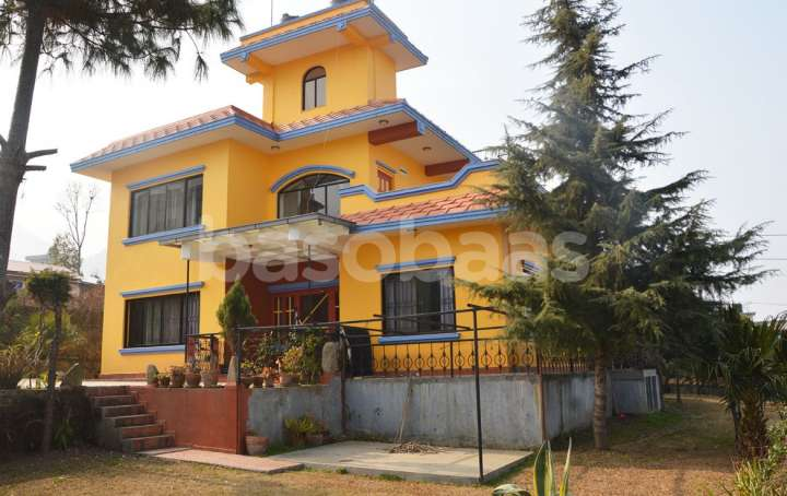 House on Sale at Machhegaun