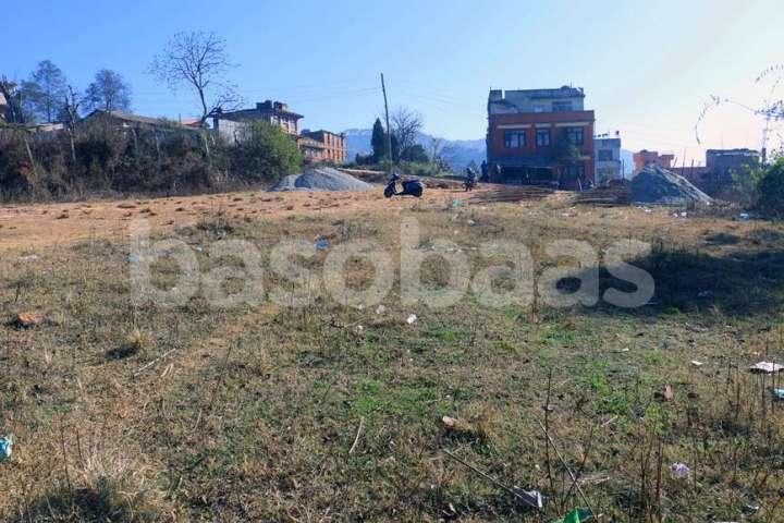 Land on Sold at Suryabinayak