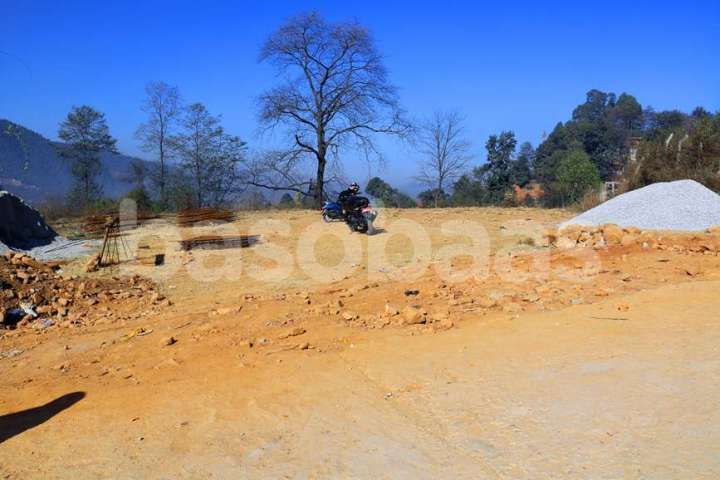 Land on Sold at Suryabinayak
