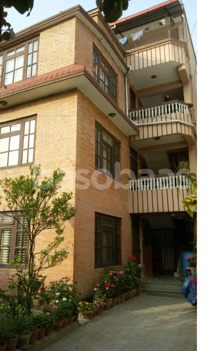 Flat on Rented Out at Dhobighat