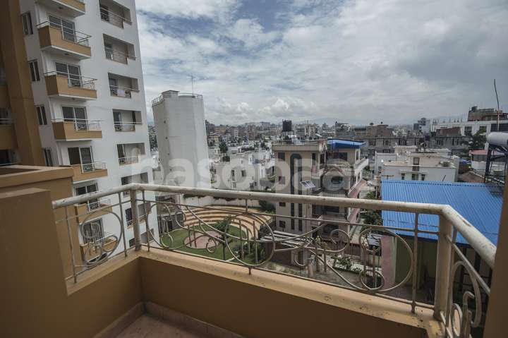 Apartment on Sold at Balkumari