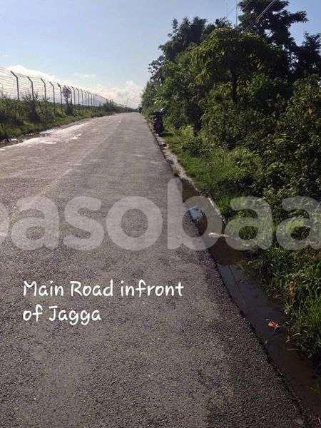 Land on Sale at Naya Bazar