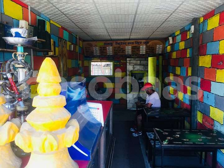 Business on Sale at Pepsicola