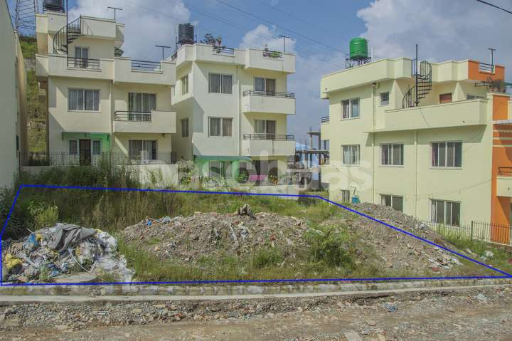 Land on Sale at Jorpati