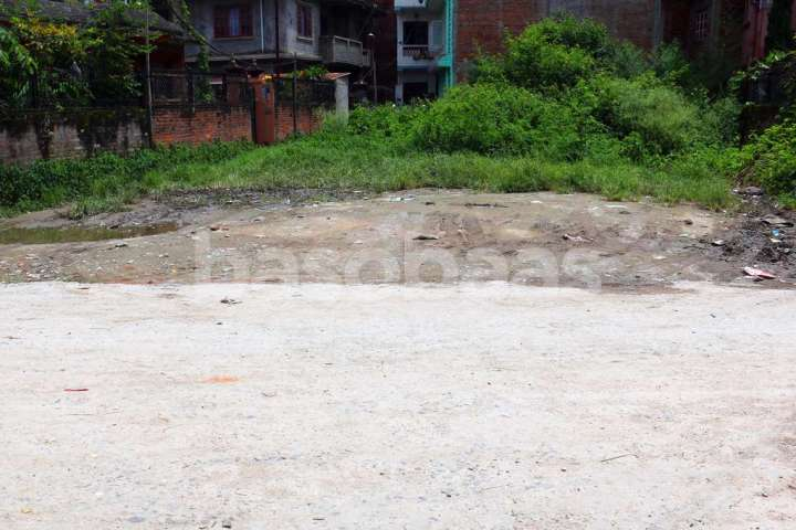 Land on Sale at Swayambhu