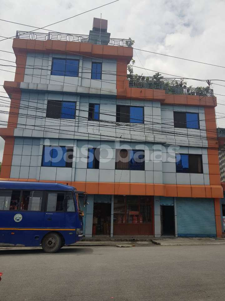 Business on Sale at Pokhara