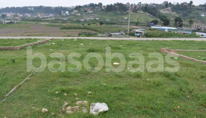 Land on Sale at Bhaisepati
