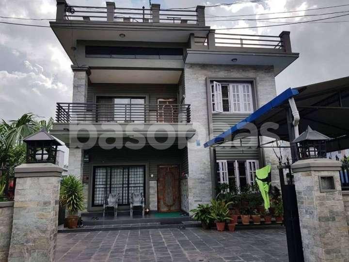 House on Sale at Ghari Patan