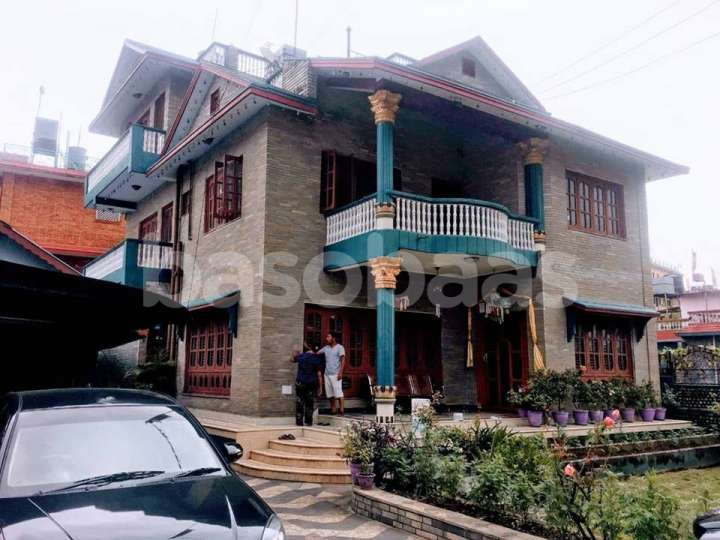 House on Sale at Shrijana Chowk