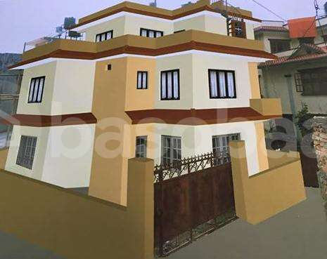 House on Sale at Thasikhel
