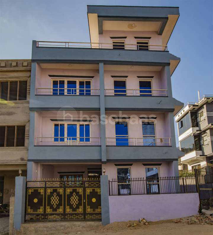 House on Sale at Swayambhu