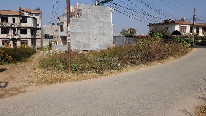 Land on Sale at Lubhu
