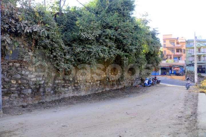Land on Sale at Swayambhu