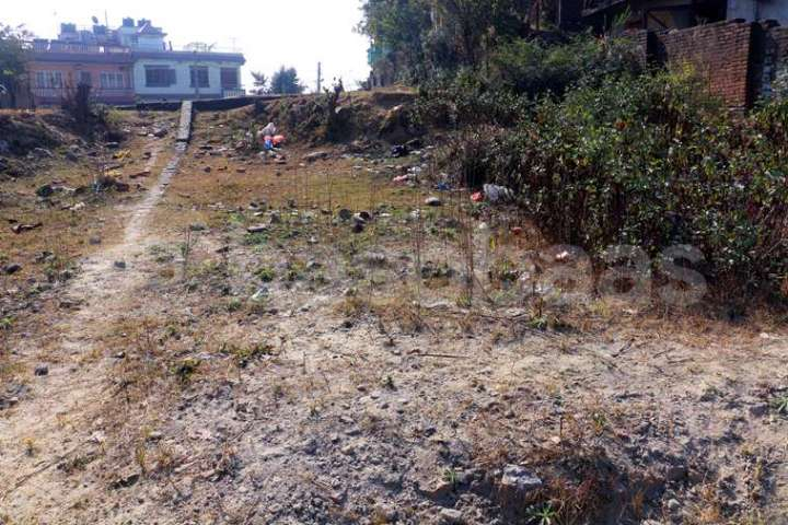 Land on Sale at Basundhara