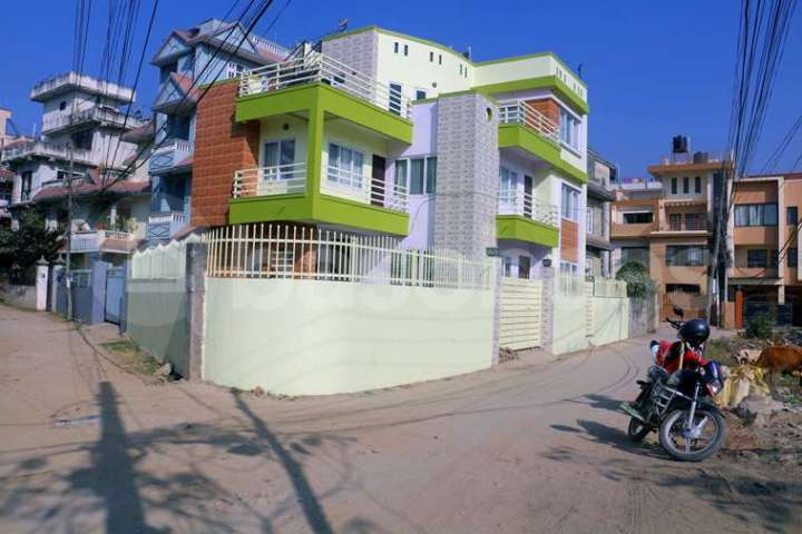 House on Sale at Balkumari
