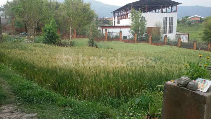Land on Sale at Changunarayan