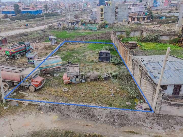 Land for Sale in Guheshwori