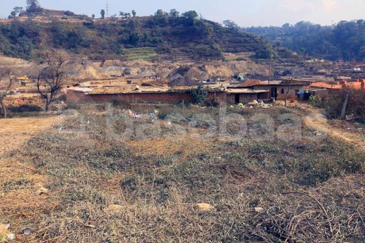 Land on Sale at Bunghmati