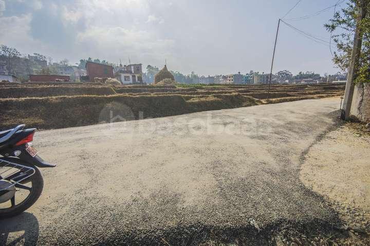 Land on Sale at Katunje