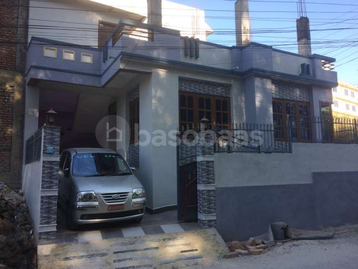 House on Sale at Boudha