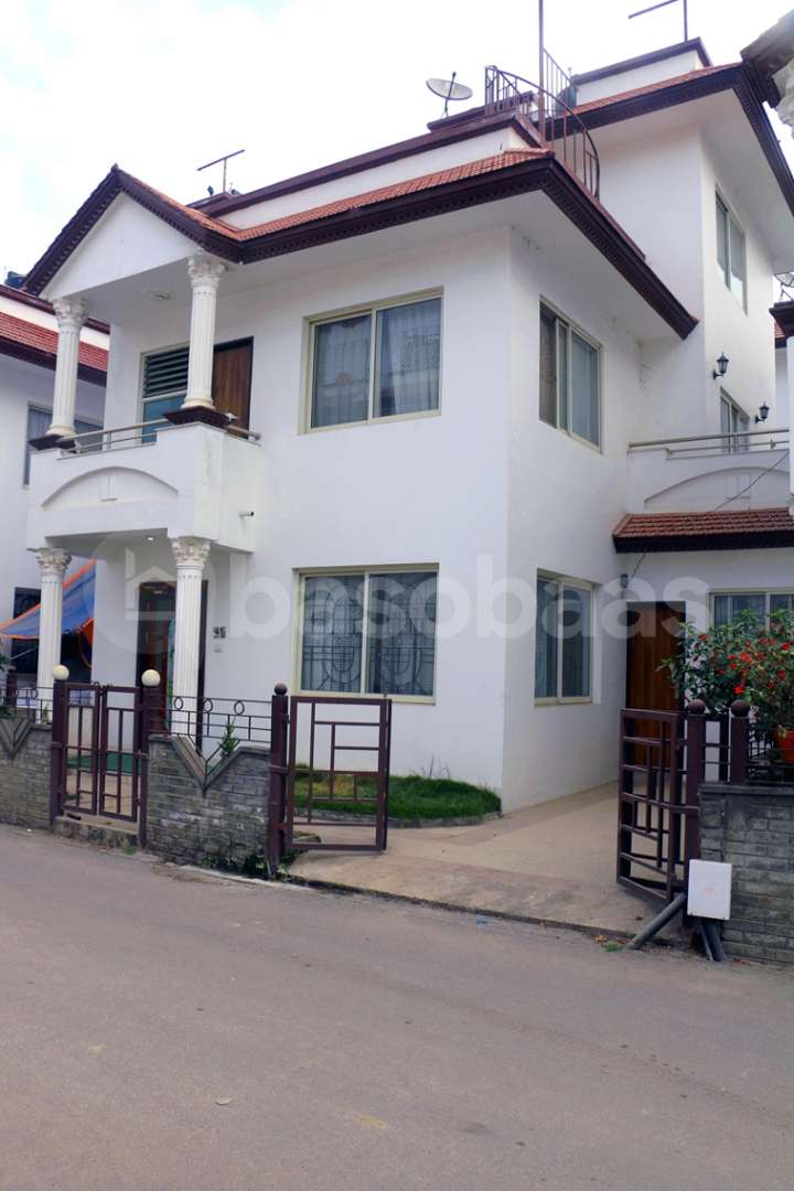 House on Rent at Balkumari