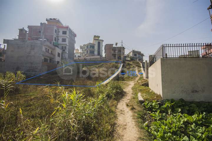 Land on Sale at Tikathali