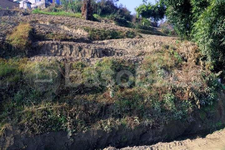 Land on Sale at Changunarayan