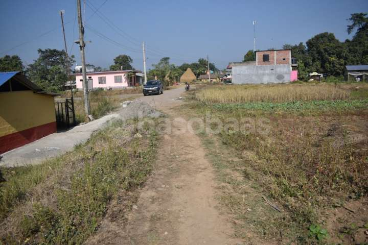 Land on Sale at Nawalparasi