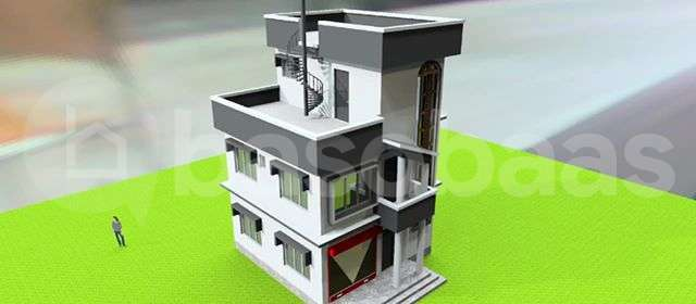 House on Sale at Birtamod Road