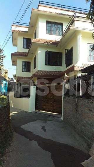 Office Space for Rent in Baluwatar