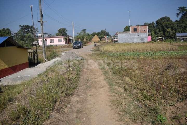 Land on Sale at Nawalparasi