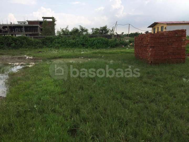 Land on Sale at Butwal