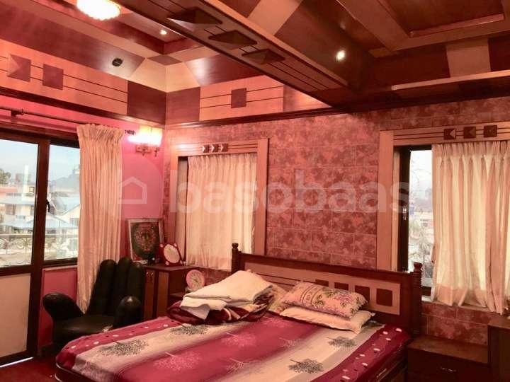 House on Rent at Budhanilkantha